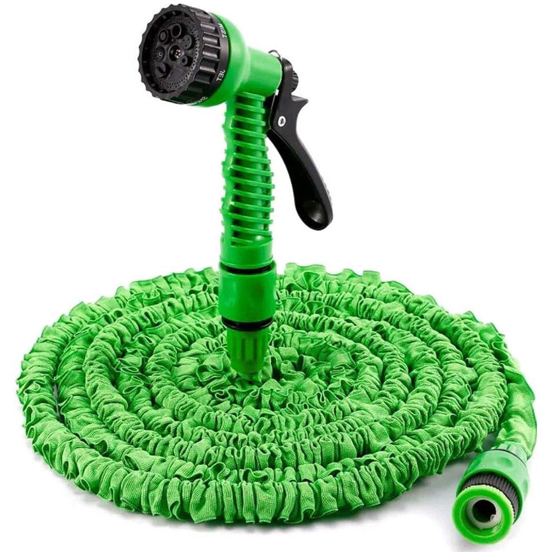 migliori prezzi e stili più freschi IHose Magic 61 m espandibile Garden acqua tubo flessibile flessibile flessibile e ugello  consegna rapida