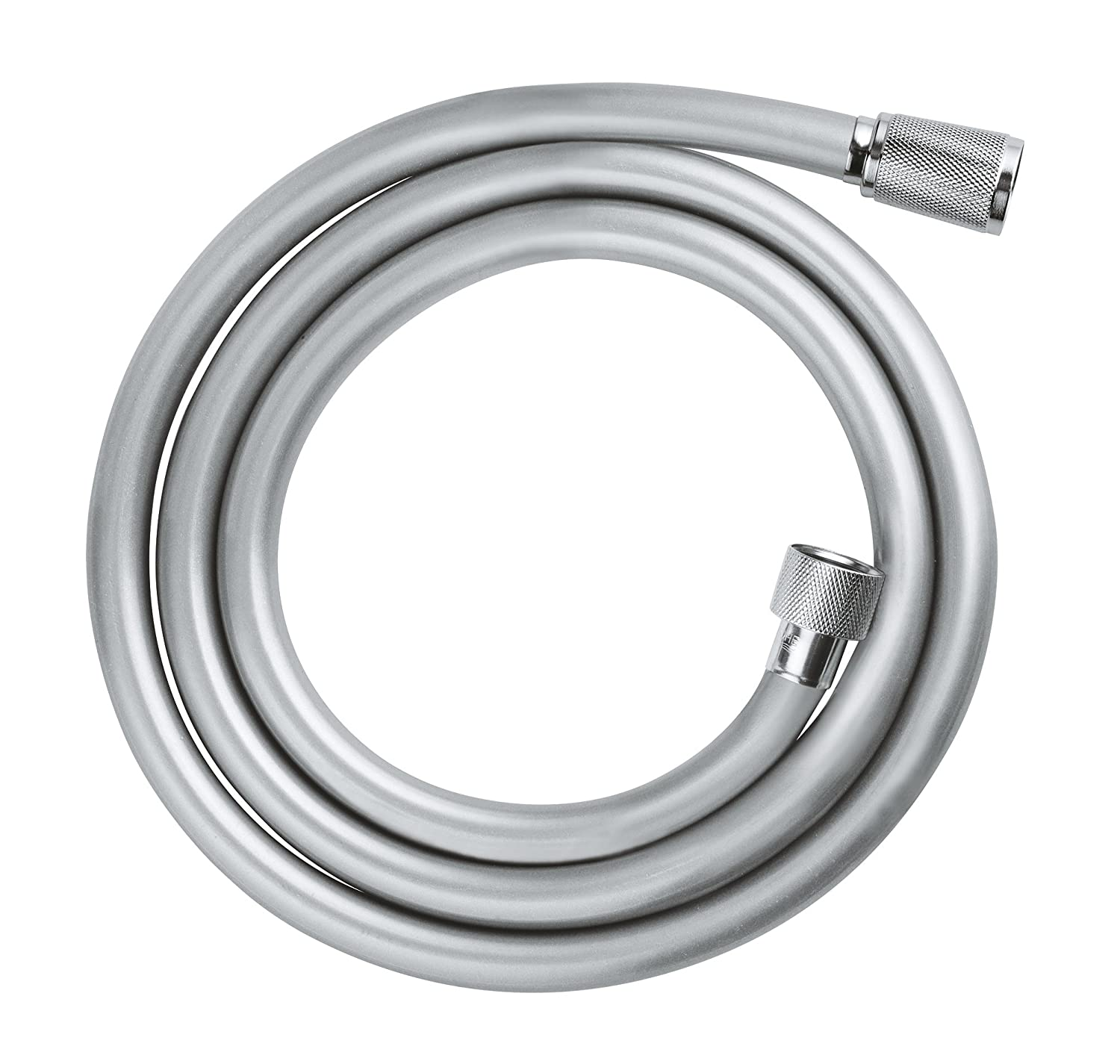 GROHE 28150001 Relexaflex Shower Hose, Chrome, 1250 mm
