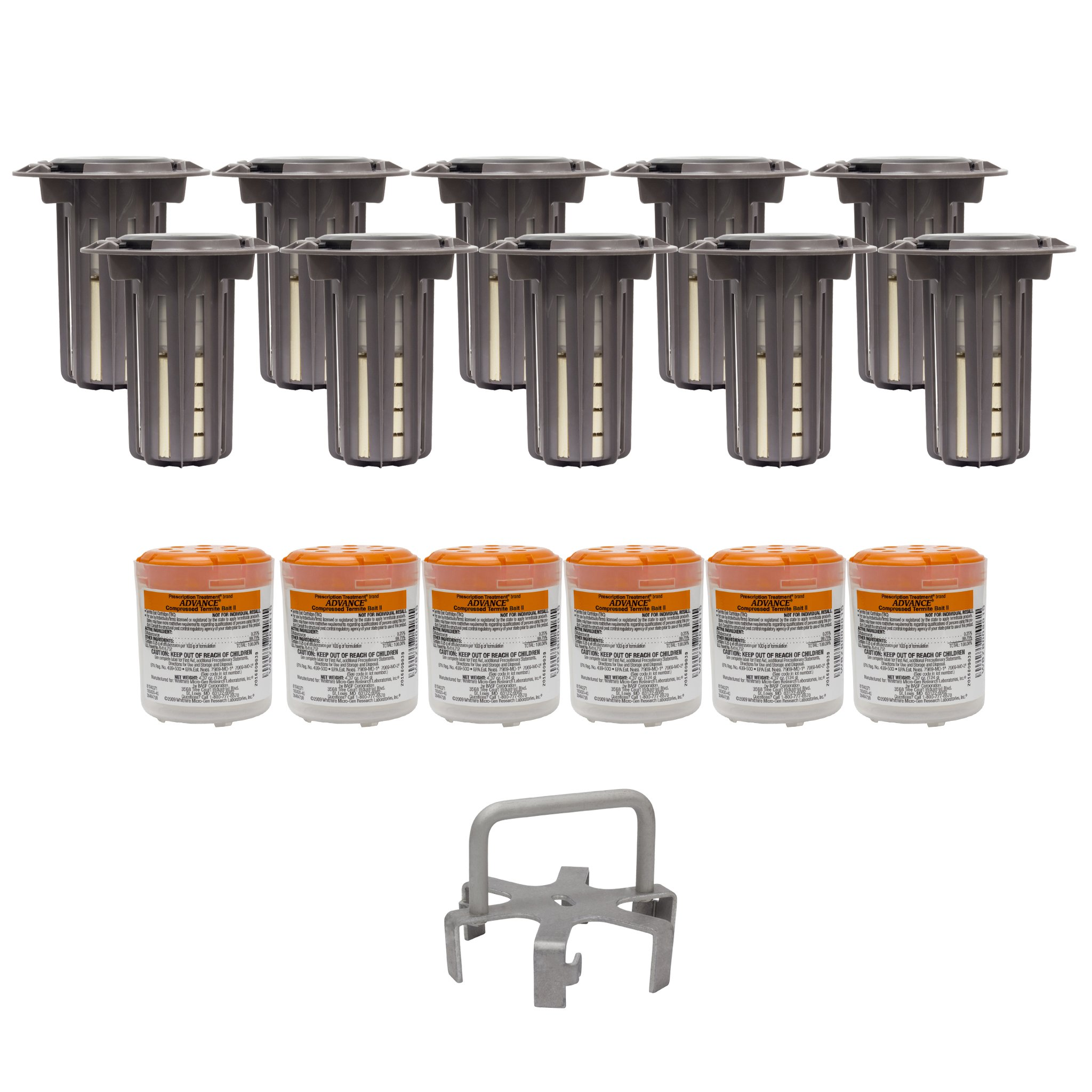Advance Termite Bait Control Kit with Premise Foam KIT1030 by Whitmire Micro-Gen