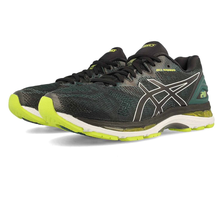 Vert ASICS Gel-Nimbus 20, Chaussures de Running Homme 50.5 EU