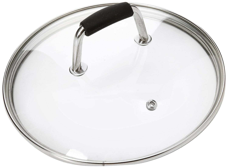GSW Stahlwaren GmbH Glass Lid 16 cm