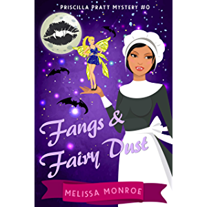 Fangs & Fairy Dust (Paranormal Cozy Mystery Novella Prequel)