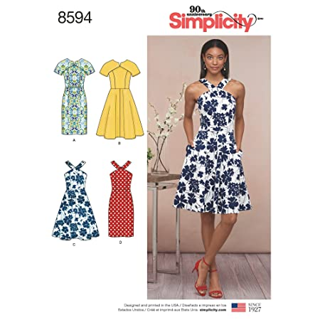 856631827f5 Simplicity Creative Patterns Dresses