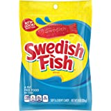 Swedish Fish Soft & Chewy Candy, Original, 8-Ounce Bag