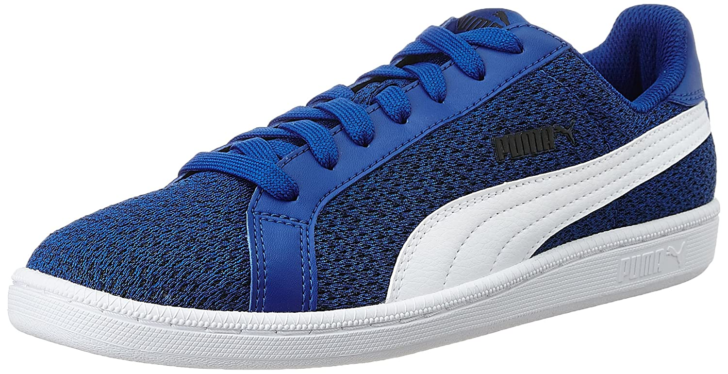 fb218db4bc1 Puma Men s Smash Knit Sneakers  Buy Online at Low Prices in India -  Amazon.in