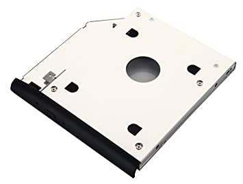 DeYoung 2 nd disco duro HDD SSD Caddy Adaptador para HP EliteBook ...
