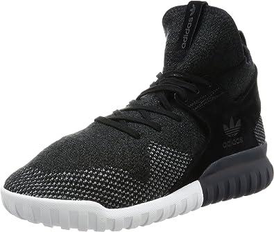 adidas Tubular X Primeknit, Zapatillas de Baloncesto para Hombre ...