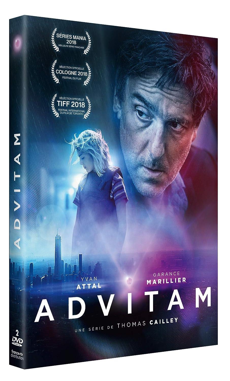 dvd de la série Ad vitam