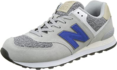 basket new balance argent