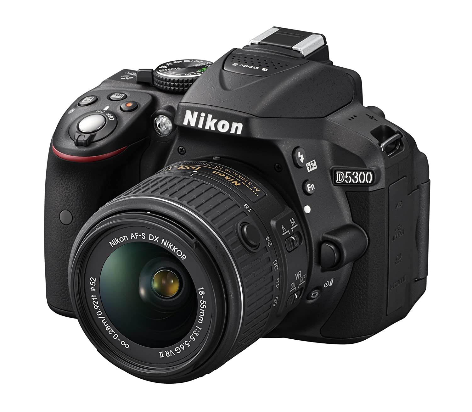 Best Nikon D5300 Digital Camera-bestcamera2019.com