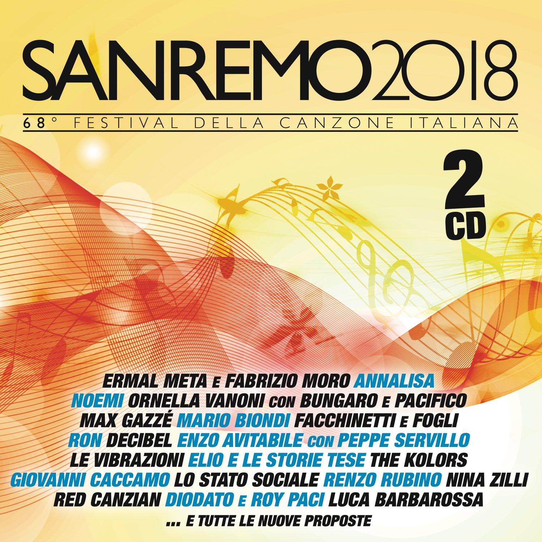 Compilation Sanremo 2018