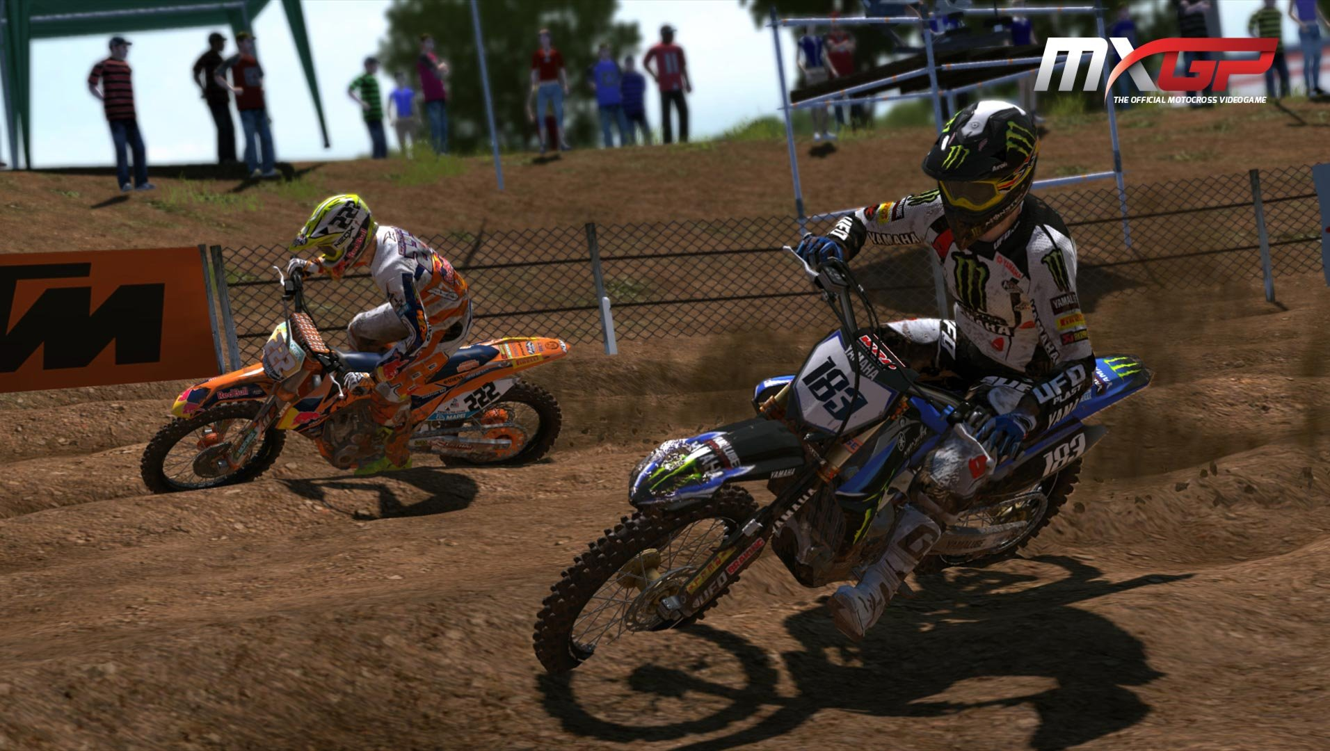 MXGP 14: The Official Motocross Videogame by Bandai (Image #34)