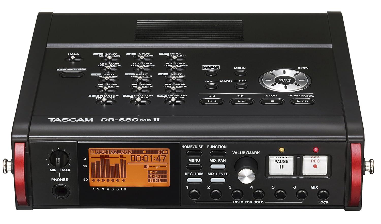 TASCAM DR680MKII ポータブルマルチチャンネルレコーダー (タスカム) B00SQTLGCS