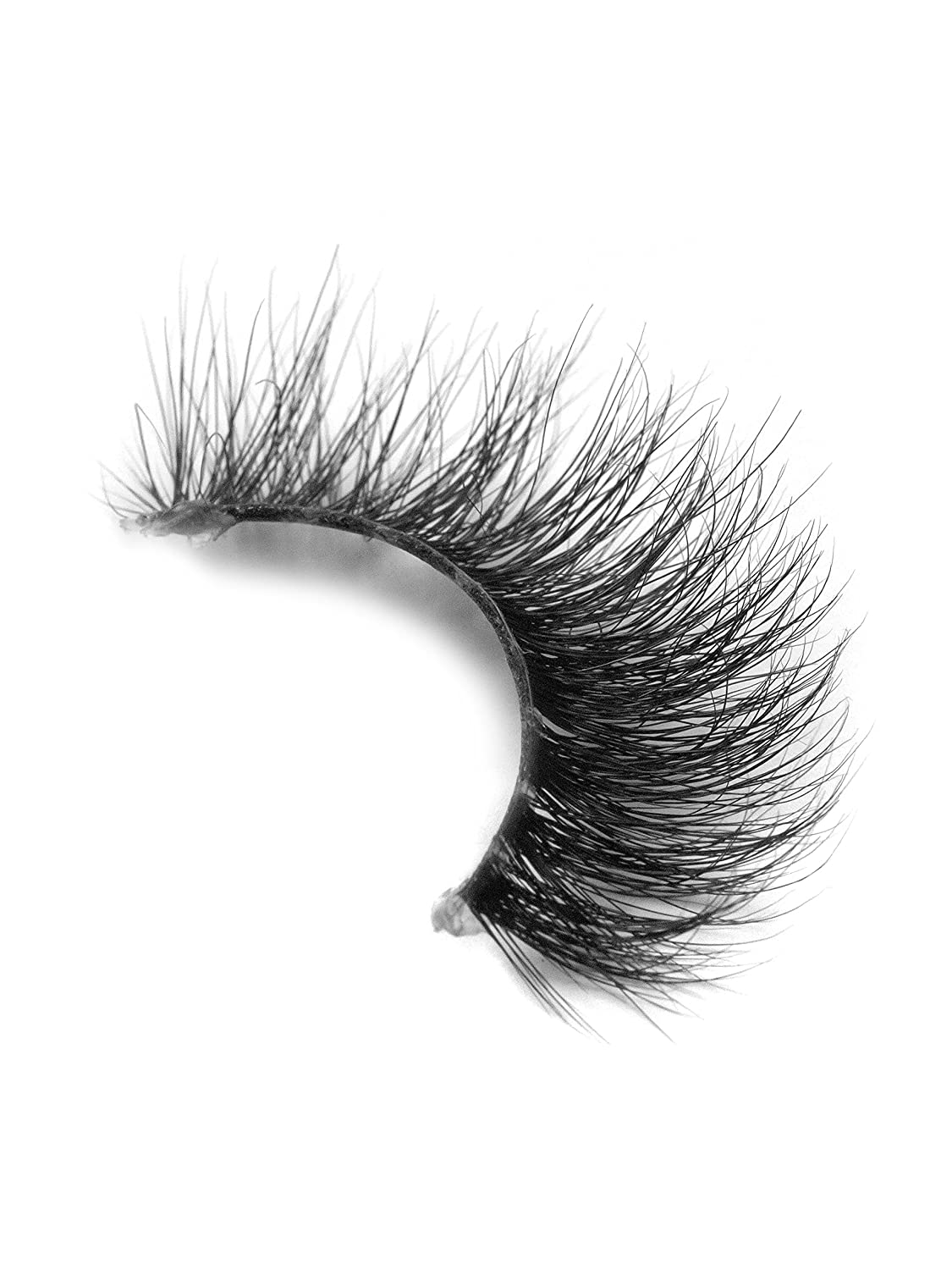 Amazon.com : Eyewin False Eye Lashes Invisible Transparent Band 3D Mink Lash Extension Cruelty-free Reusable Glam Natural Styles (E13) : Beauty