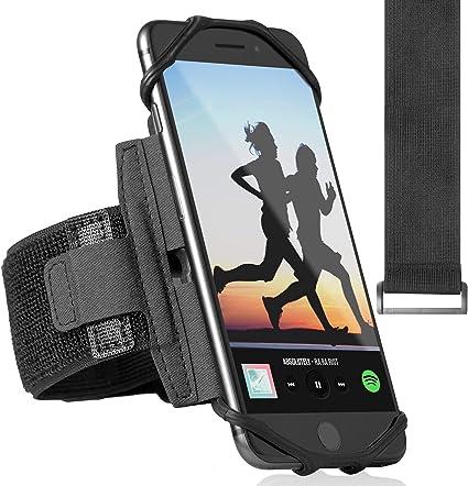 Amazon.com: Brazalete deportivo para correr para iPhone XR ...