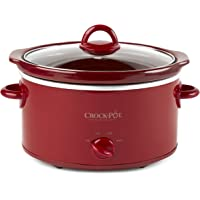 Crock-Pot 4-Quart Manual Slow Cooker