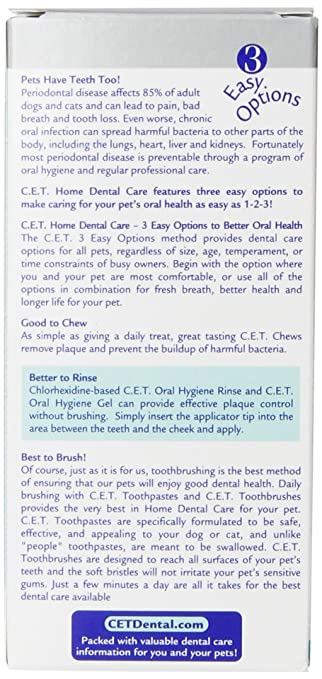 Cet Oral Hygiene Gel