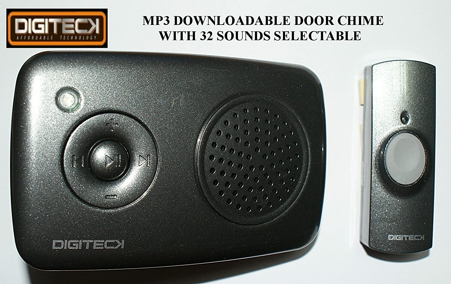 Amazon.com : E9A- DIY WIRELESS 100M RANGE MP3 DOWNLOADABLE DOOR ...