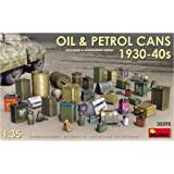 ミニアート 1/35 油&石油缶セット1930-40年代 プラモデル MA35595