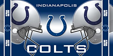 5a0e4317 NFL Indianapolis Colts Fiber Reactive Beach Towel