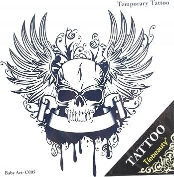 Tatuajes falsos venta caliente moda Alas de ángel con diseño de ...