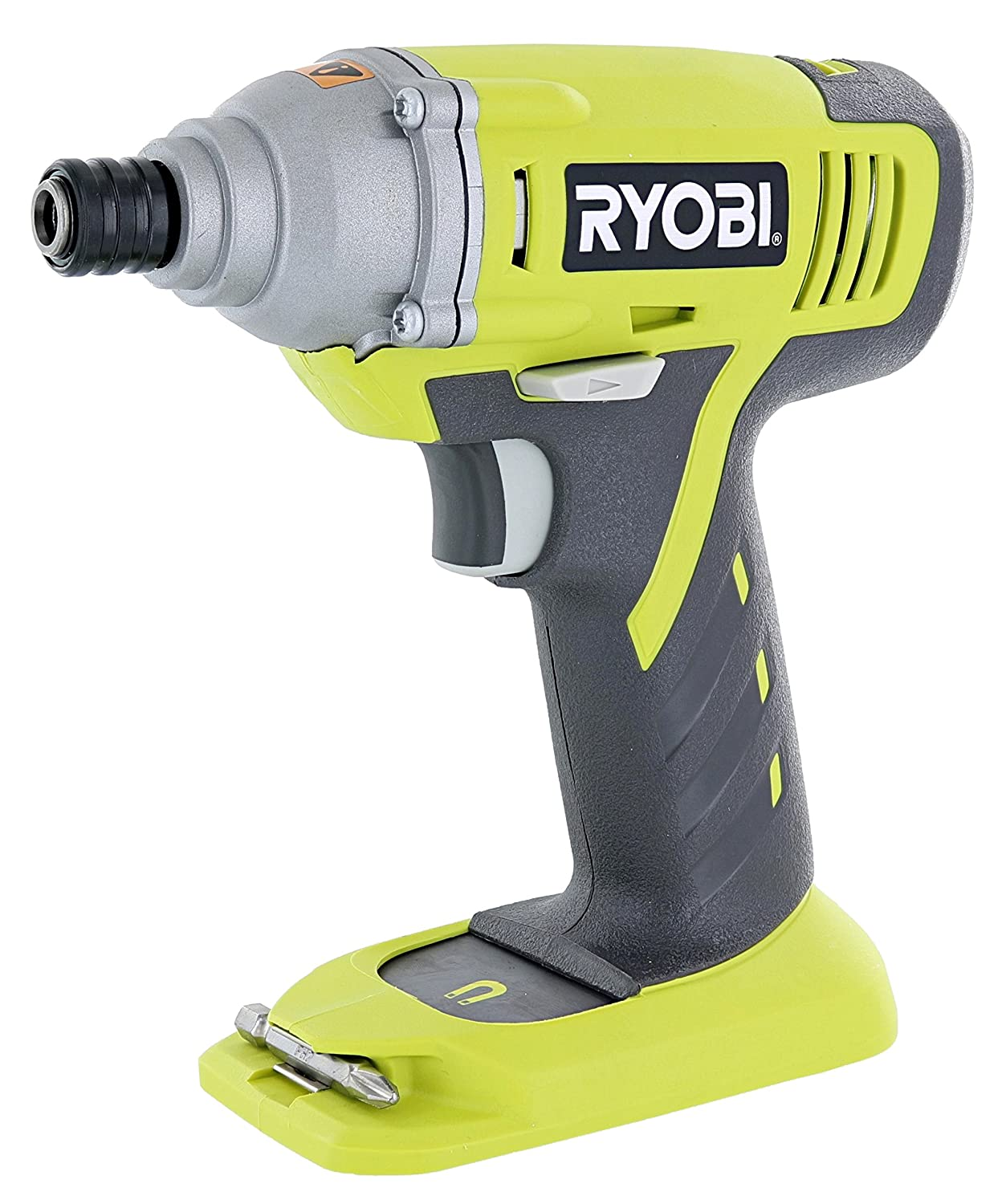 Ryobi P234g One 18-Volt Lithium Ion Cordless Impact Driver Battery Not Included Power Tool Only