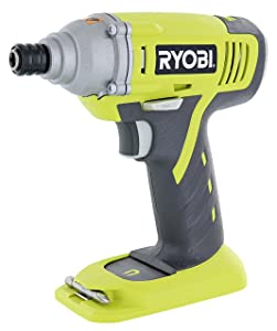 Ryobi P234g One+ 18-Volt Lithium Ion Cordless Impact Driver (Battery Not Included / Power Tool Only)