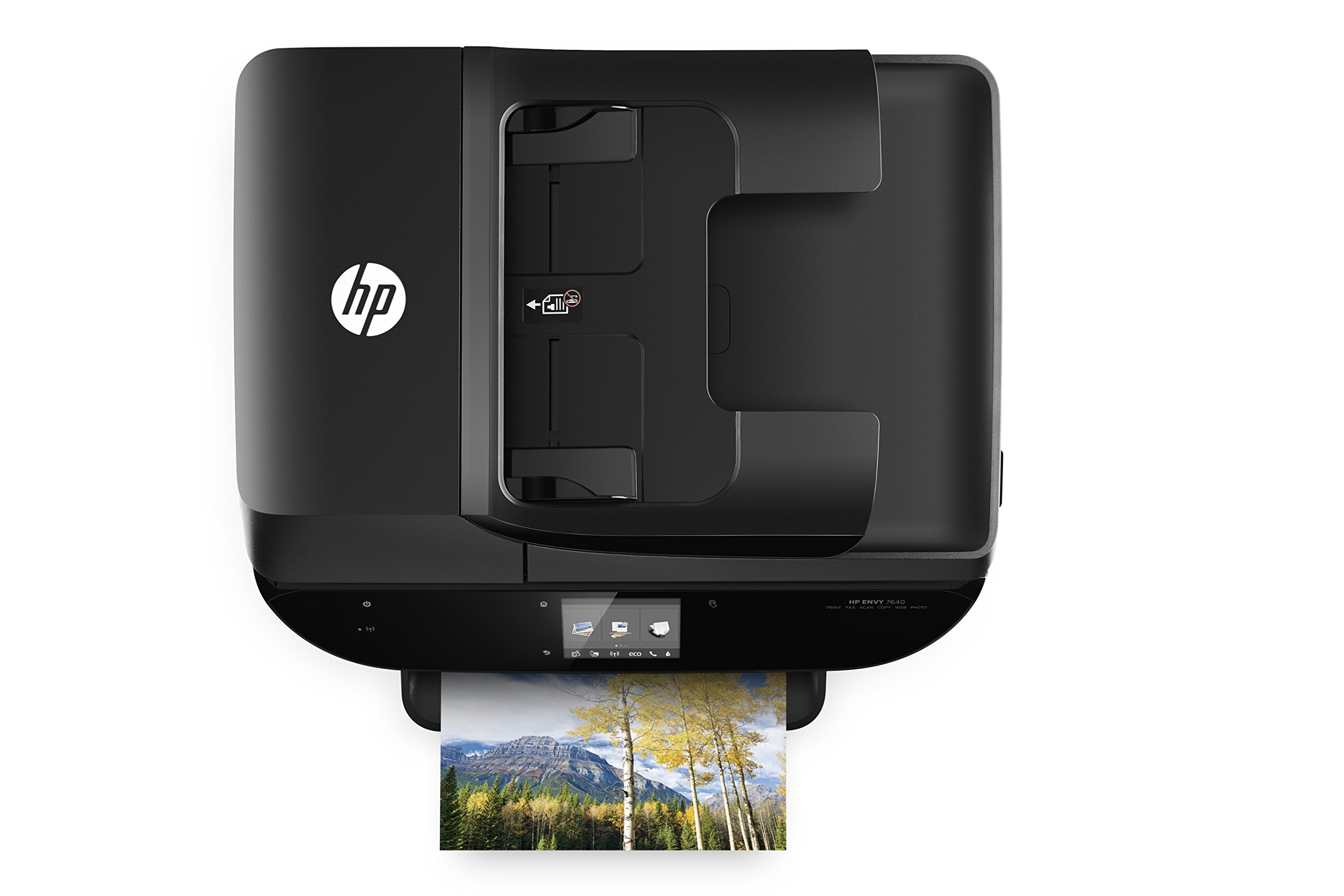 HP Envy 7640 Wireless All-in-One Photo Printer with Mobile Printing, Instant Ink ready (E4W43A) by HP (Image #5)