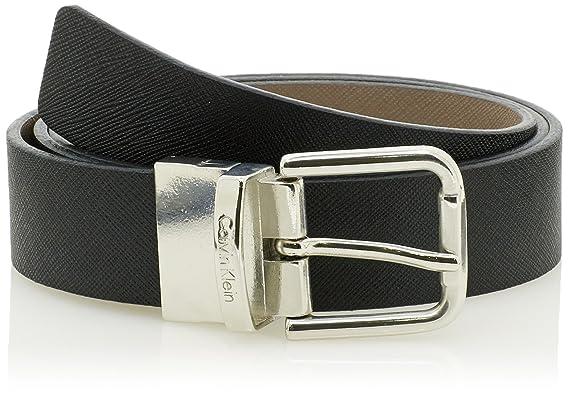 143afaa553 Calvin Klein Jeans Women's Sophie Reversible Belt, Multicoloured ...