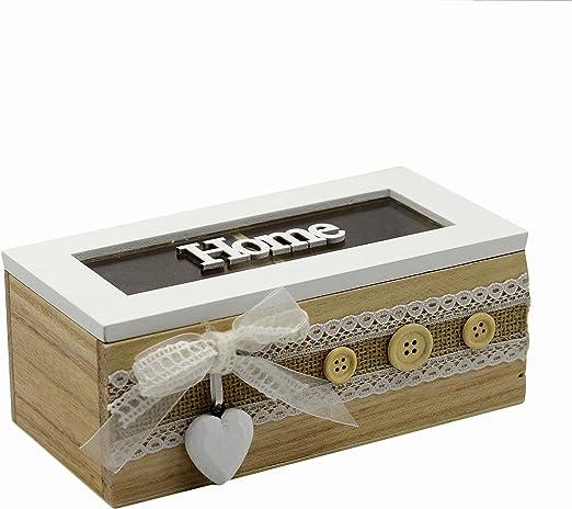 Vilys House Caja de te para Guardar Las bolsitas con Dos ...