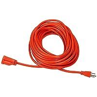 Deals on AmazonBasics Vinyl 16 Gauge Outdoor Electric Extension Cord 50ft