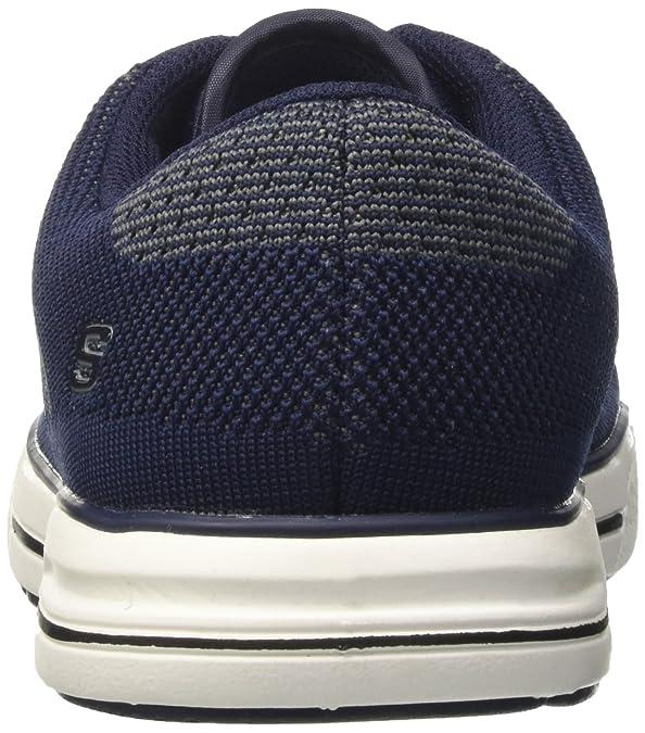 Skechers Arcade, Zapatillas de Entrenamiento para Hombre, Azul (Navy), 40 EU