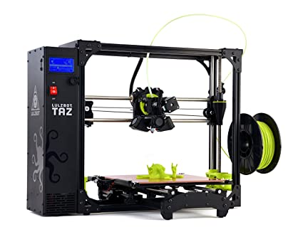 Amazon.com: Impresora 3D LulzBot TAZ 6: Industrial & Scientific
