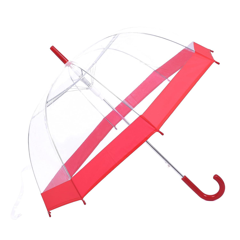 560d429eaf28 Rainbrace Ombrello Trasparente Automatico