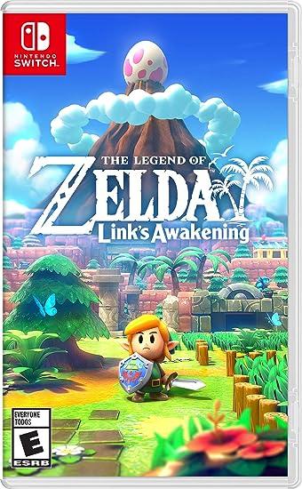 Jogo The Legend Of Zelda: Link Awakening - Switch - Nintendo