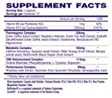 Liporidex MAX/PLUS Thermogenic Fat Burner