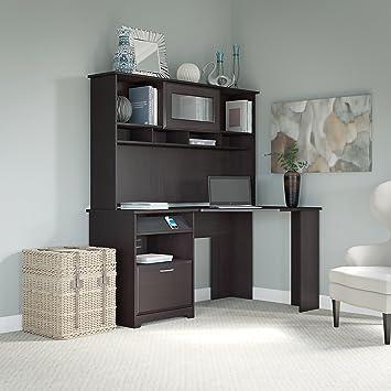 Corner Desk With Hutch