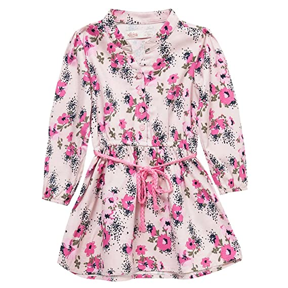 Amazon.com: OFFCORSS Cute Long Sleeve Flower Girl Dresses | Vestidos para Niñas Manga Larga: Clothing