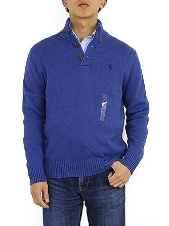d678780f0 ... usa polo ralph lauren mens 3 button mock neck sweater 8022f 27435