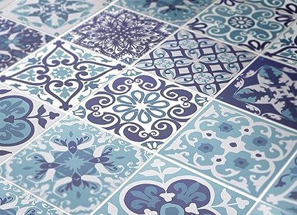 Adesivi per piastrelle confezioni con 48 piastrelle pavimento