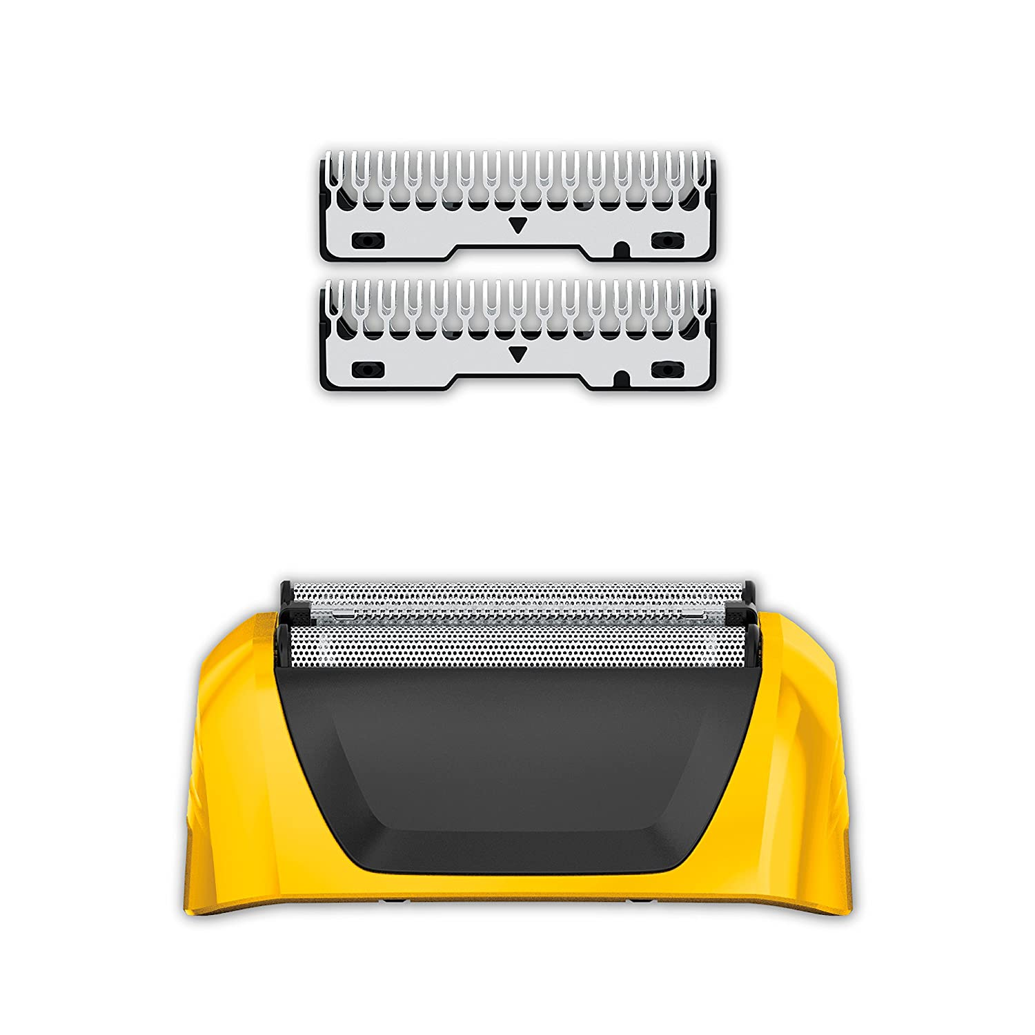 Wahl Yellow Lifeproof Shaver Replacement Foils, Cutters and Head for 7061 Series, 7045-100 Wahl Clipper Corp