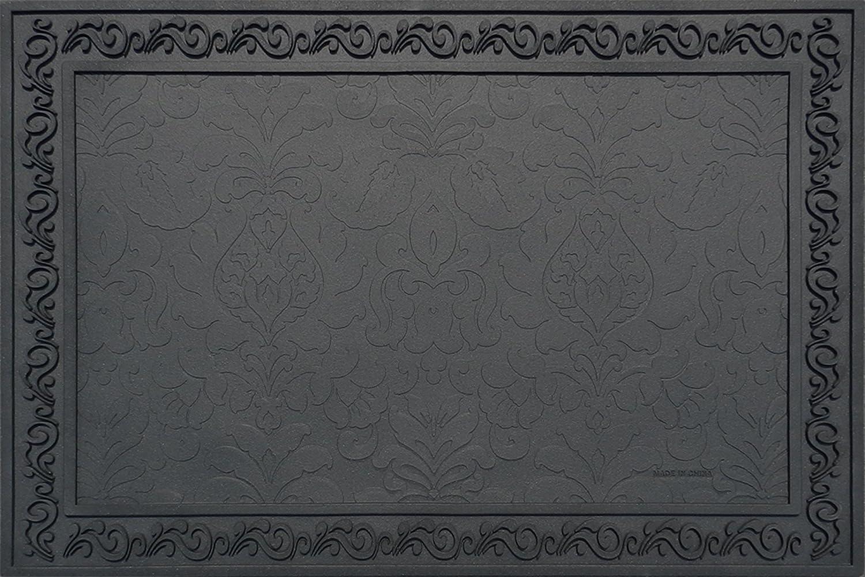 p evergreen in mat traditional door base black rubber mats x