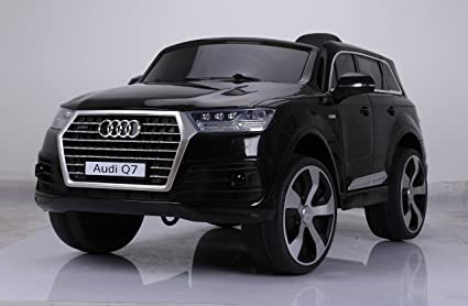 Amazoncom DTI DIRECT LICENSED AUDI Q RIDE ON CAR WITH REMOTE - Audi q7