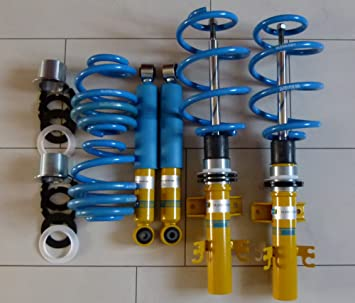 Bilstein B14 Coilovers for 47 - 196704 VW T5 + T6: Amazon co uk: Car