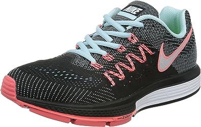 Nike WMNS Air Zoom Vomero 10 - Zapatillas de running Mujer, Blanco (Ice / White-Black-Hot Lava), 42.5 EU: Amazon.es: Zapatos y complementos