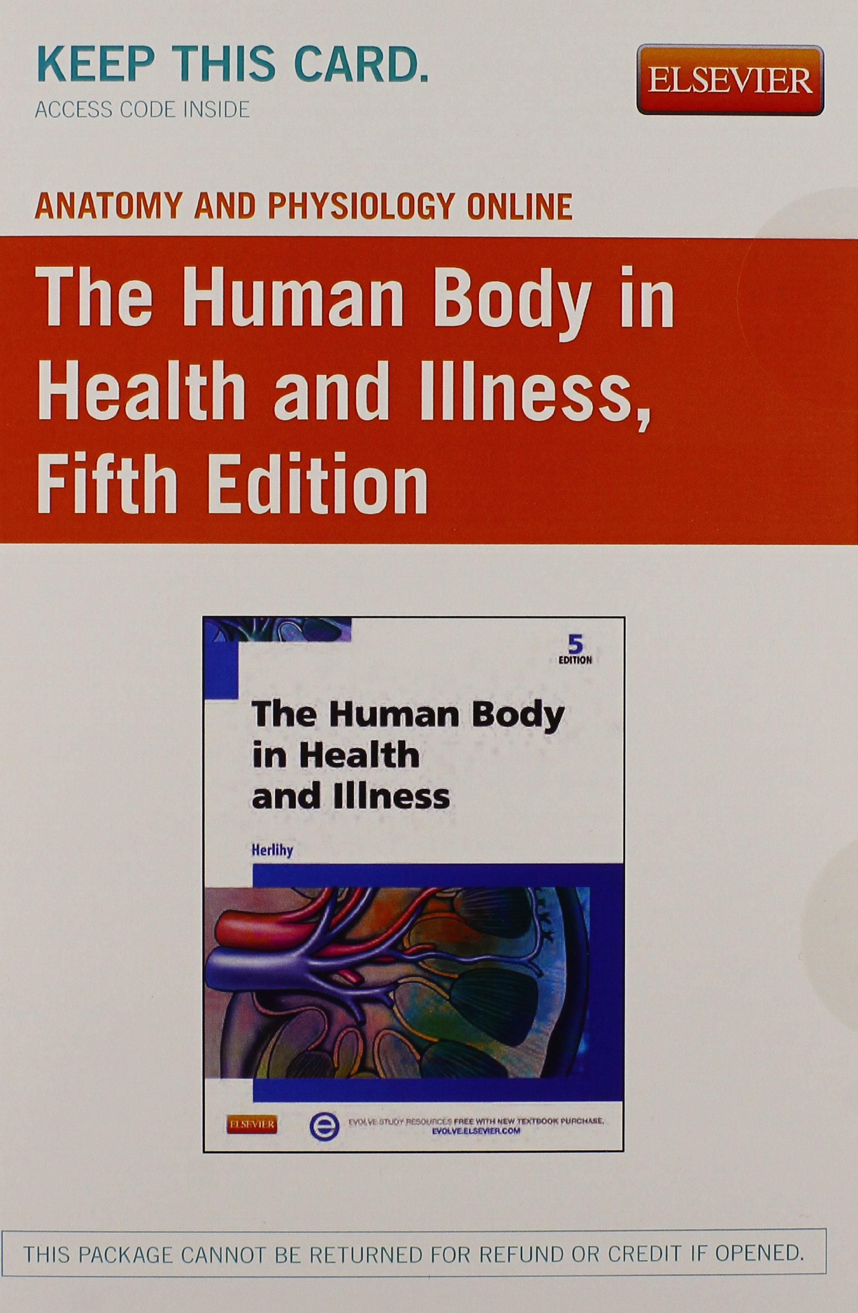 Anatomy & Physiology Online for the Human Body in Health and Illness ...