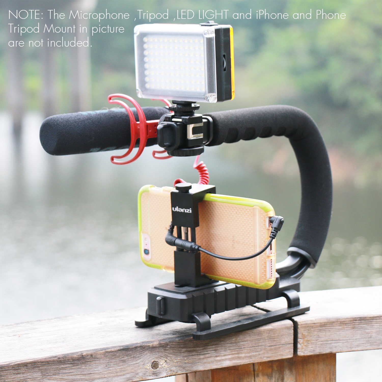 best camera stabilizer 3
