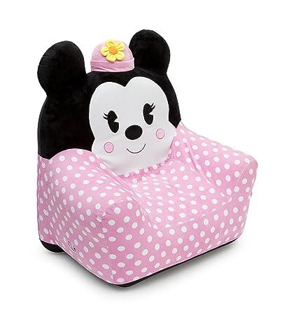 Delta Children Club Chair Disney Minnie Mouse