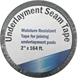 Underlayment Seam Tape