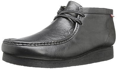 Amazon.com | Clarks Men's Stinson Hi Wallabee Boot Chukka Wallabee ...
